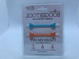 2-Pack Little Mary's BOOGER TOOL For BABY 0+ Months Oogie Ea
