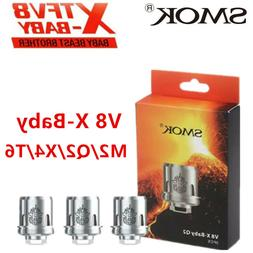 SMOK² V8 X-Baby Replacement Coils² M2/Q2/X4/T6 for TFV8 X-