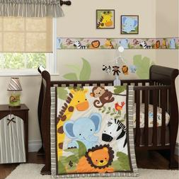 3 Pieces Bedtime Originals  Crib Bedding Set Nursery for Bab