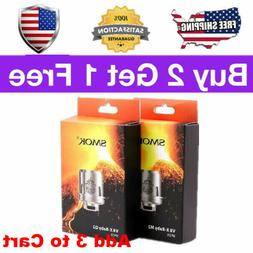 SMOK³ V8 X-Baby Replacement Coils³ M2/Q2/X4/T6 for TFV8 X-