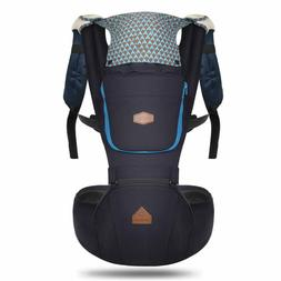 360 Ergonomic Baby Carrier with Hip Seat - AIEBAO Baby Backp