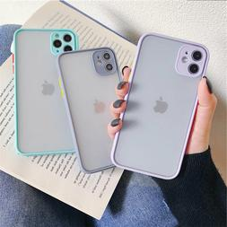 Case For iPhone 12 Pro max/11 Pro Max/Xs/Xr/7 8+ Shockproof
