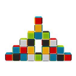 Infantino Sensory Press and Stay Sensory Blocks