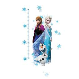 RoomMates RMK2793GC Elsa, Anna and Olaf Frozen Peel and Stic