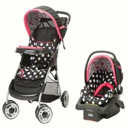 baby car seat and stroller combo set