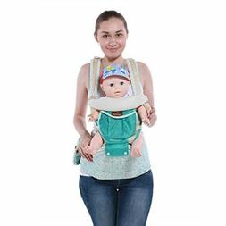 Baby Carrier Backpack and Sling Straps Front and Back for Gr