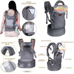 Lictin Baby Carrier For Newborn Carriers Front & Back Breath