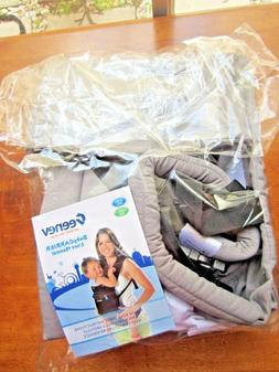 Baby Carrier, Front or Back Carrier, for Babies 8-25 lbs by