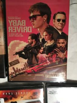 Baby Driver * Action, Crime* Adventure SHIPPING NOW !