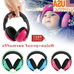 Baby Earmuffs Ear Hearing Protection Noise Cancelling Headph