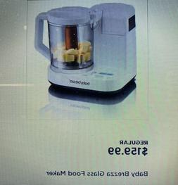 Baby Food Maker Baby Brezza Glass – Cooker and Blender to