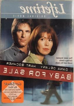 Baby For Sale   Lifetime Original Movie NEW, Free Shipping