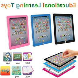 Educational Toys Gift For Baby Kids Earlly Learning Tablet I