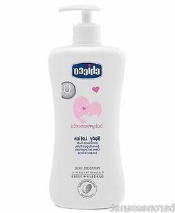 Chicco Baby Moments Body Lotion 500ml For sensitive and deli