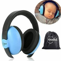 Baby Noise Canceling Headphones Adjustable Noise Protection
