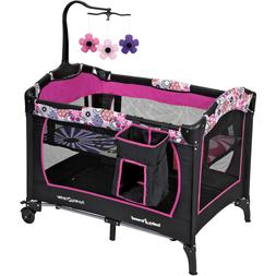 Baby Trend - Baby Play Crib For Infants