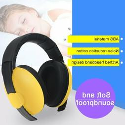 Baby Safety Ear Muffs Noise Cancelling Headphones For Kids H