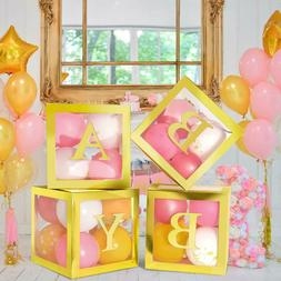 Baby Shower Decorations Boxes for Baby Boy and Girl |  - 4 G