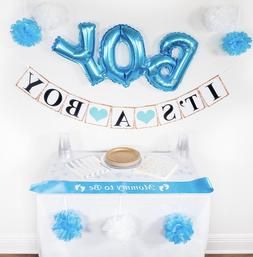 EnK Essentials Baby Shower Decorations for a Boy  Newborn Ge