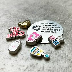 Baby Shower Gift Charms for Mom Gift for New Mom Baby Floati