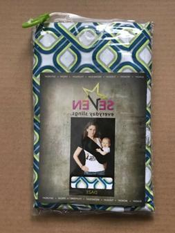 Baby Sling Seven Everyday Sling Daze Pattern For Women 1-2X