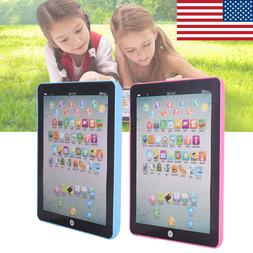 Baby Tablet Educational Toys Kids For 1-6 Years Toddler Lear