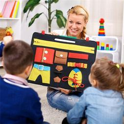 For Baby Toddler Educational Montessori Skills Activity Lear