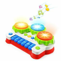 Baby Toys 6 to 12 Months Infant Musical Learning Toys