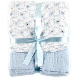 Baby Vision Hudson Baby 2 Count Muslin Swaddle Blanket