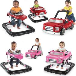 Baby Walker For Boys Girls Toddler Activity Car Toy Infant W