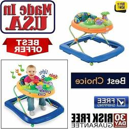 Baby Walker Playful Music and Lights with Activity Tray for