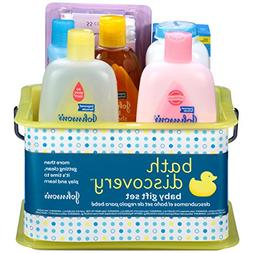 Johnson's Bathtime Gift Set, 8 Items