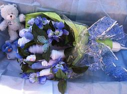 Bouquet Of Roses A Perfect Gift For A Baby Shower  A Great C