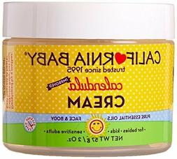 California Baby Calendula Cream 2 oz