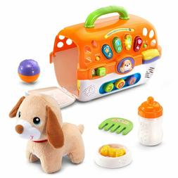care for me learning carrier toy