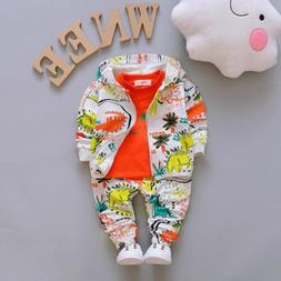 Children Boys Clothes for Girl Baby Suit High Quality Cartoo