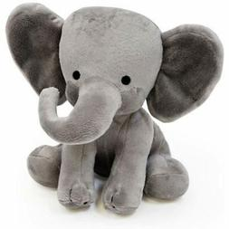 Choo Choo Express Plush Elephant 9 Inches, Great For Nursery
