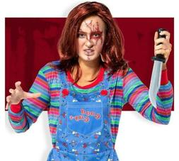 Chucky Customizable Costume for Women - Child's Play