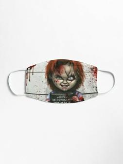 Chucky Jason Voorhees Child Masks for Men Women, Horror Movi