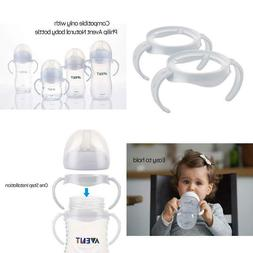 Compatible Baby Bottle Handles For Philips Avent Natural Bab