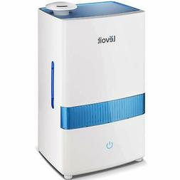 LEVOIT Cool Mist Humidifier, 4.5L Ultrasonic Humidifiers for
