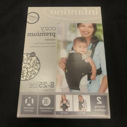Infantino Cozy Premium Infant Carrier for 8 - 25lbs., 2 Posi