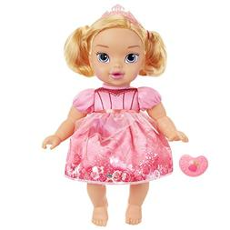 Disney Princess Deluxe Baby Aurora Doll with Pacifier Baby D
