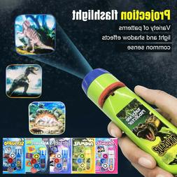 Eductional Toys Torch Night Projector Light For 2-10 Year Ol