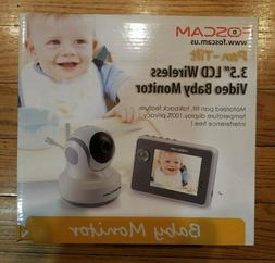 Foscam FBM3501 Wireless Digital Video Baby Monitor - Pan/Til