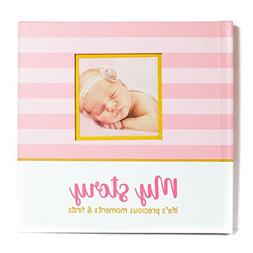First Year Baby Memory Book & Baby Journal . Perfect for Boy