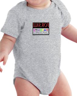 Infant creeper bodysuit Parents For Sale Will Trade For Cook