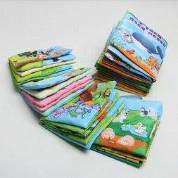 Infant Early Educational Toys Baby Fabric Activity Crinkle S
