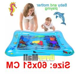 inflatable baby water mat novelty play