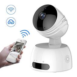 IP Camera, LESHP 720P HD Indoor Wireless Security Surveillan